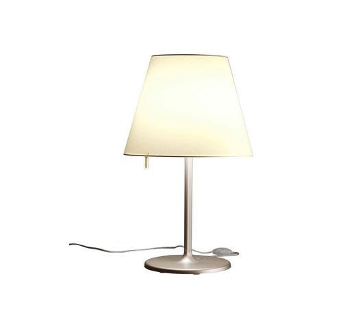 TISCHLEUCHTE - Bronzefarben, KONVENTIONELL, Textil/Metall (35/84cm) - Artemide