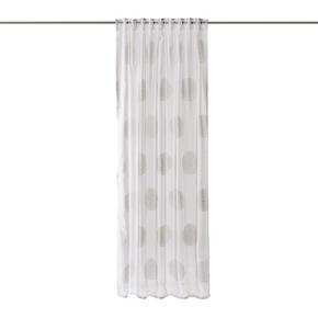 GARDINLÄNGD - vit, Klassisk, textil (135/245cm) - Esposa