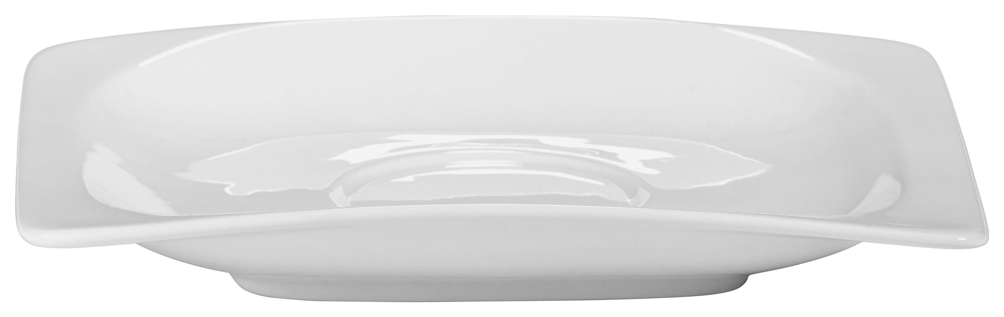 KROŽNIČEK - bela, Basics, keramika (12/16/2cm) - RITZENHOFF BREKER