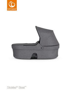 Beat liggdel - mörkgrå, Basics, textil/plast - Stokke