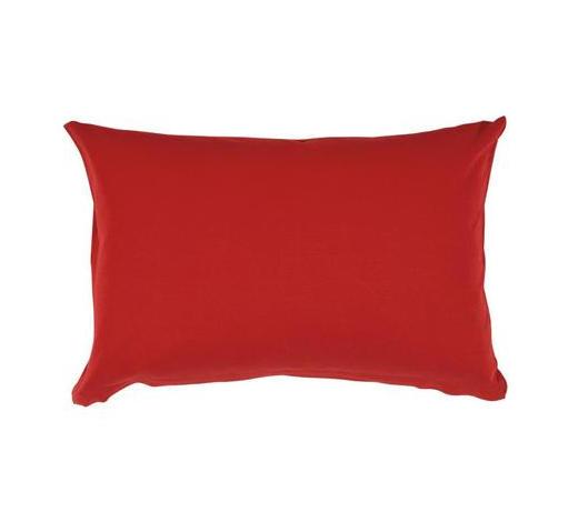 POLSTERBEZUG 40/60 cm - Rot, Basics, Textil (40/60cm) - Schlafgut