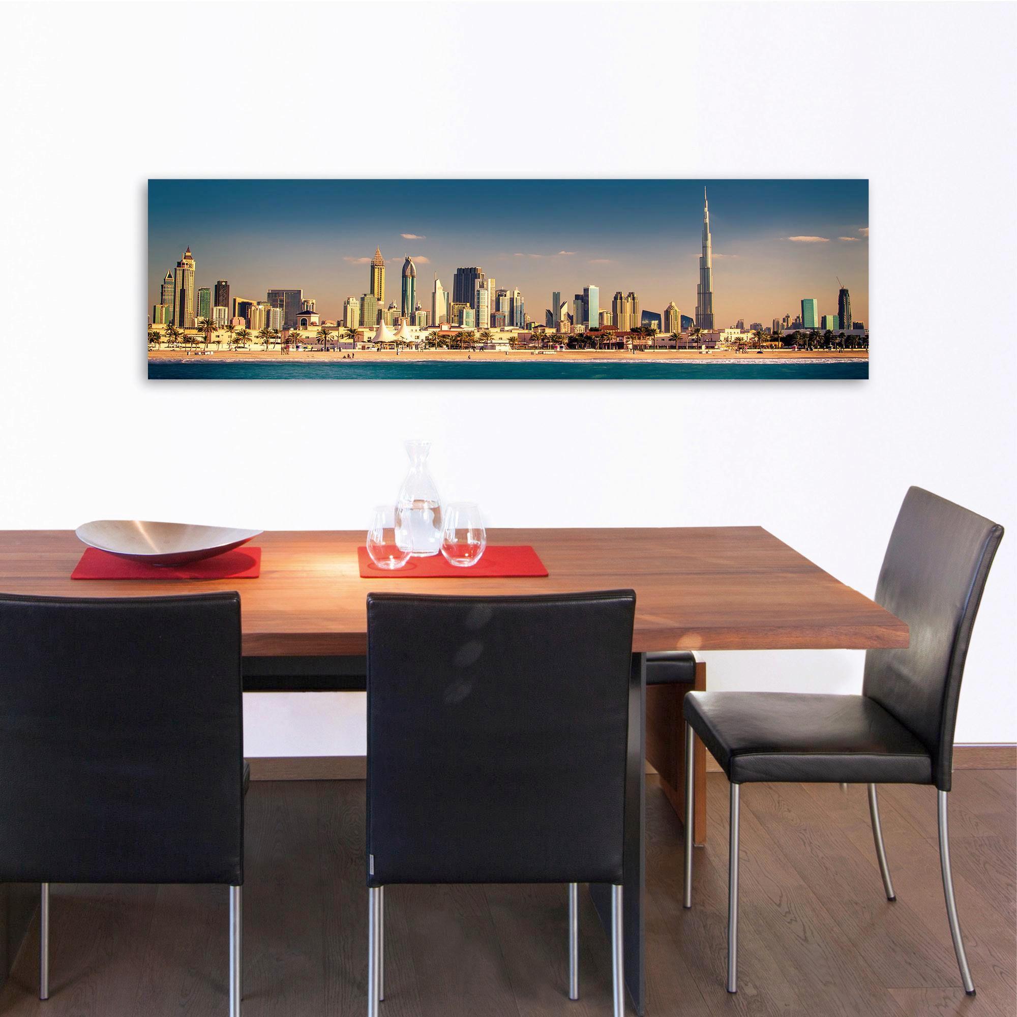 ACRYLGLASBILD - Multicolor, Basics, Kunststoff (50/180/3,5cm) - EUROGRAPHICS