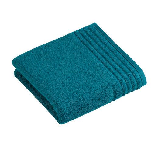 RUČNÍK - zelená, Basics, textil (50/100cm) - Vossen