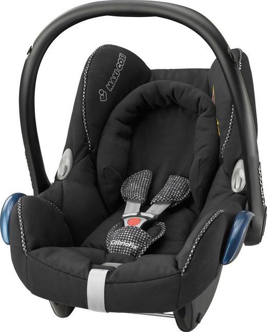 Babyschale CabrioFix - Schwarz, Basics, Kunststoff/Textil (44/57/66cm) - MAXI COSI