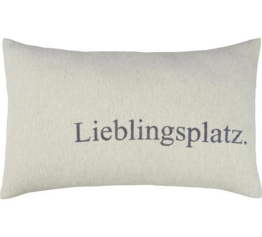 ZIERKISSEN 40/60 cm  - Weiß, Design, Textil (40/60cm) - David Fussenegger