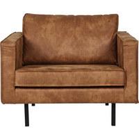 KŘESLO - černá/hnědá, Design, kov/textilie (105/85/86cm) - Ambia Home