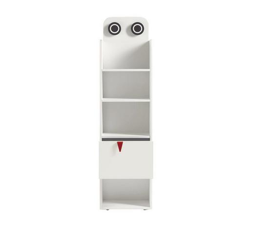 BABYREGAL Now!Minimo - Weiß, Design, Holzwerkstoff (45,5/173,8/33,5cm) - Now by Hülsta