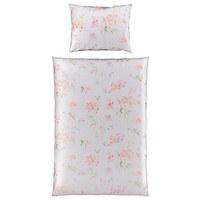 BETTWÄSCHE 140/200 cm - Rosa, Trend, Textil (140/200cm) - Estella