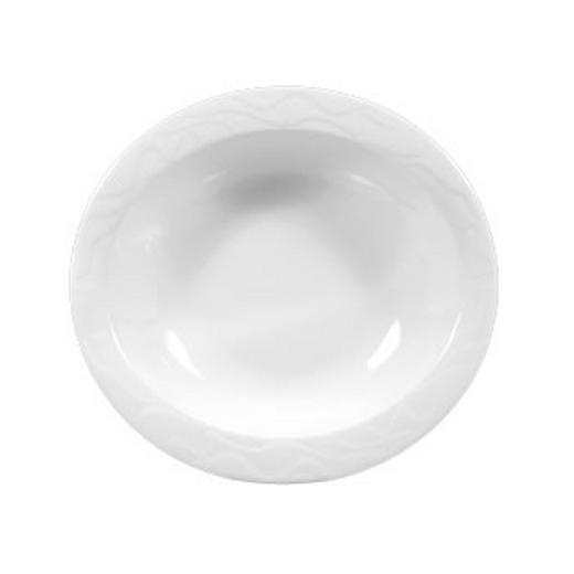SCHALE Keramik Porzellan - Weiß, Basics, Keramik (21cm) - Seltmann Weiden