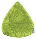 VREČA ZA SEDENJE FLUFFY L, zelena - zelena, Konvencionalno (70/90cm)