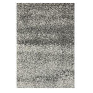 TEPIH VISOKOG FLORA - Srebrna, Dizajnerski, Tekstil (200/290cm) - Novel