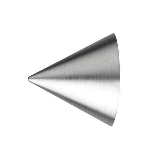 ENDSTÜCK - Edelstahlfarben, Basics, Metall (2.7/2.8cm) - Homeware