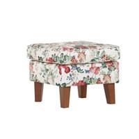 TABURE tekstil večbarvno - hrast/večbarvno, Konvencionalno, tekstil (55/50/55cm) - Ambia Home