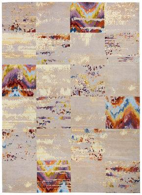 VINTAGE MATTA - grå/multicolor, Lifestyle, textil (65/140cm) - Novel