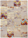VINTAGE-TEPPICH  65/140 cm  Grau, Multicolor - Multicolor/Grau, LIFESTYLE, Textil (65/140cm) - Novel