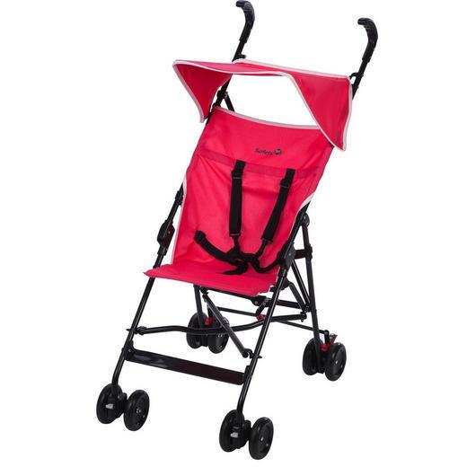 Buggy Peps  Peps  Pink - Pink/Schwarz, Basics, Textil/Metall (44,5/96/83cm) - Safety 1st
