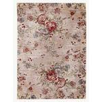 WEBTEPPICH Rainbow Rose  - Multicolor, Basics, Textil (70/140cm) - Novel
