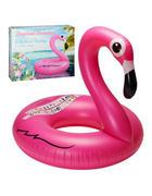 SCHWIMMTIER 100/100 cm Pink - Pink, Trend, Kunststoff (100/100cm)