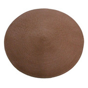 TISCHSET Kunststoff - Braun, Basics, Kunststoff (38cm) - Ambia Home