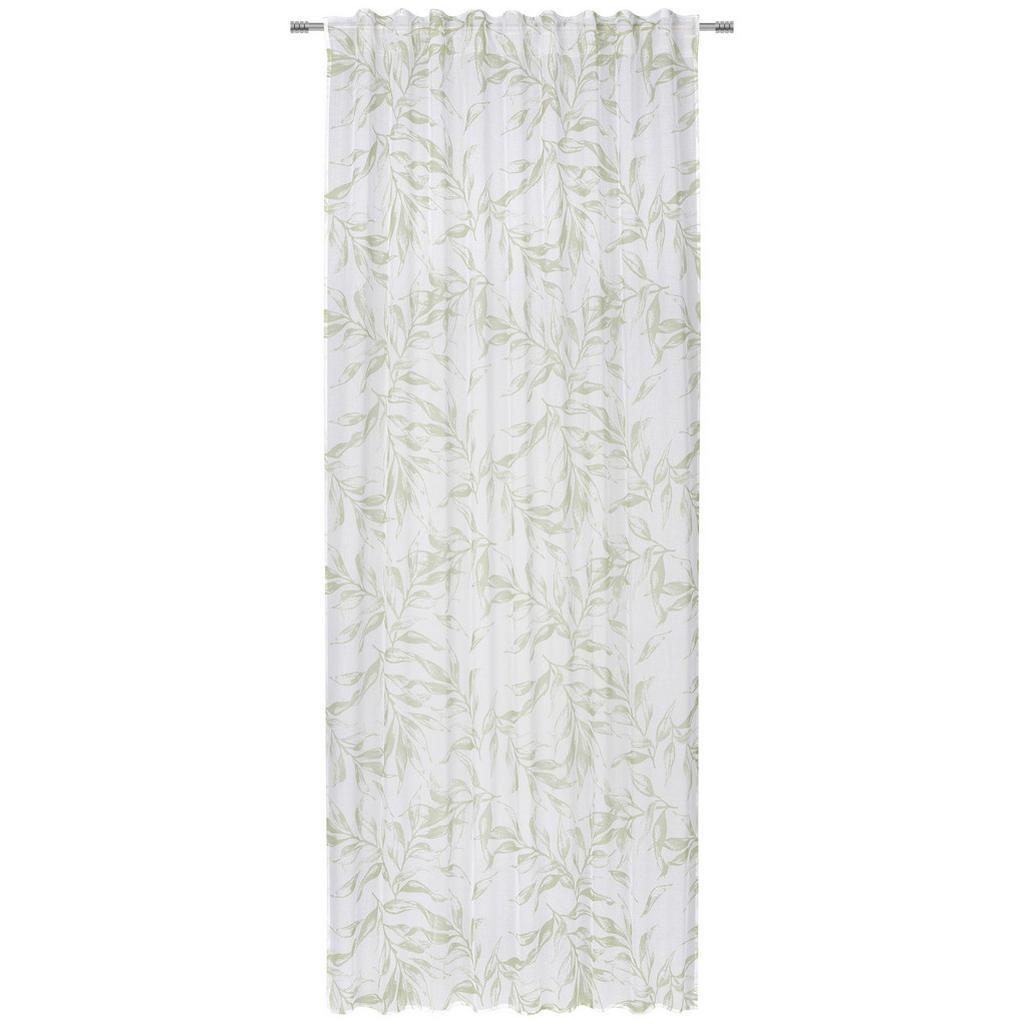 Esposa Fertigvorhang halbtransparent 140/245 cm