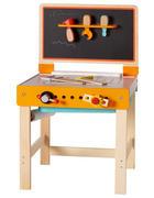 Kinderwerkbank - Multicolor, Natur, Holz/Holzwerkstoff (47/38/81cm) - Ben'n'jen