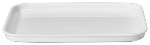 SERVIERPLATTE - Weiß, Basics, Keramik (26/36cm) - Villeroy & Boch