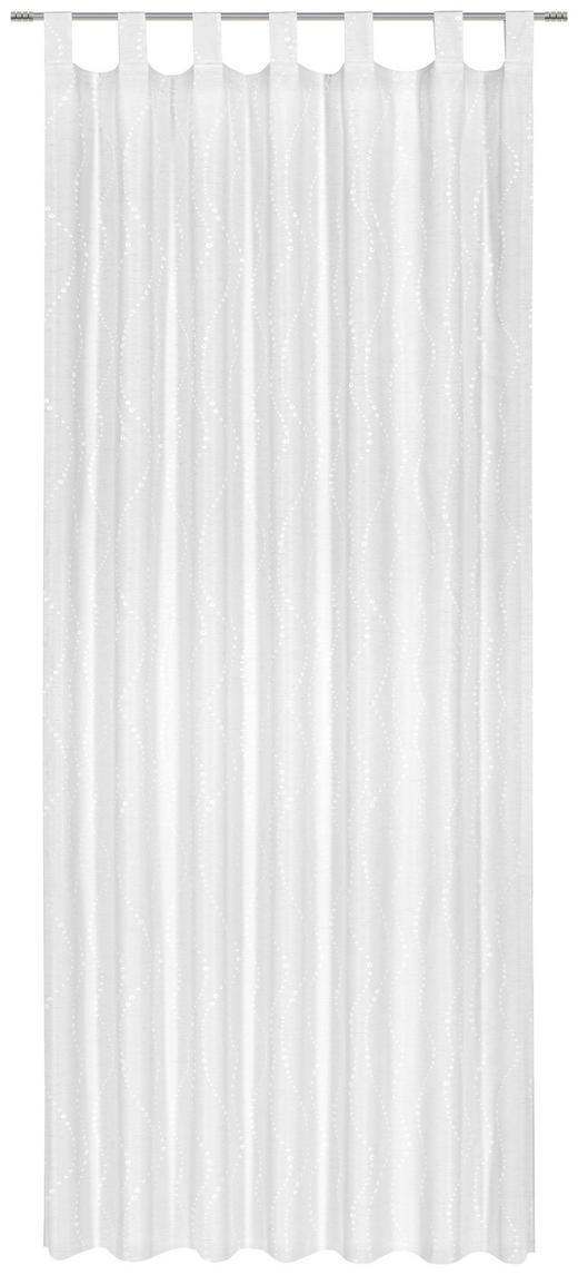 SCHLAUFENSCHAL  halbtransparent  140/245 cm - Naturfarben, Basics, Textil (140/245cm) - Esposa