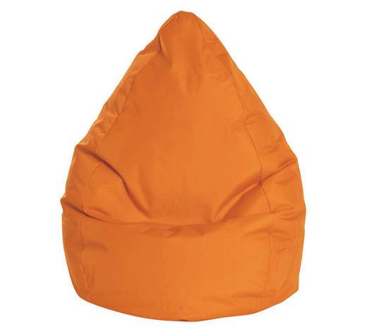 SITZSACK Orange - Orange, Design, Textil (90/70cm) - Carryhome