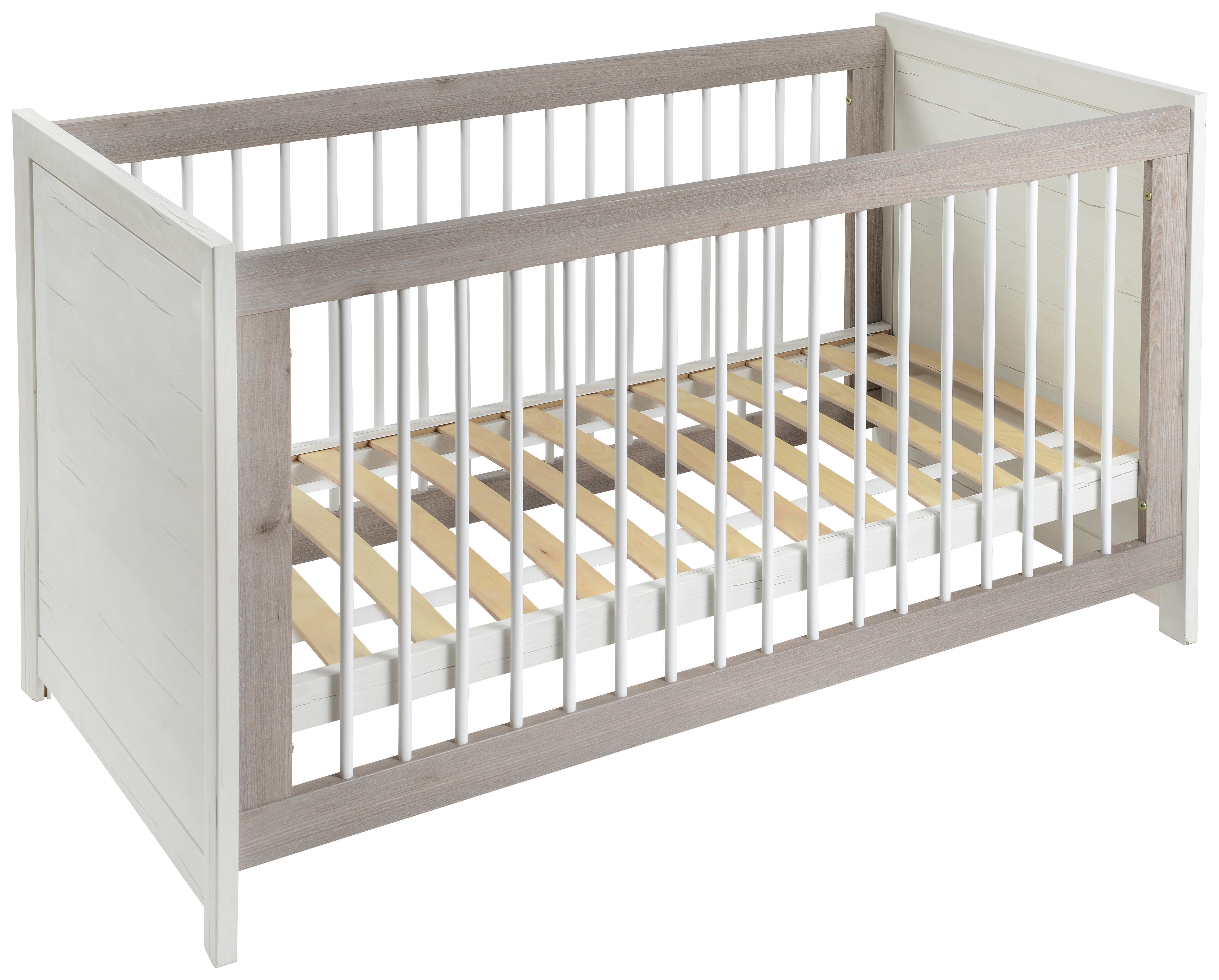 BABY-PLUS Kinderbett Abel 70x140cm Farbwahl NEU