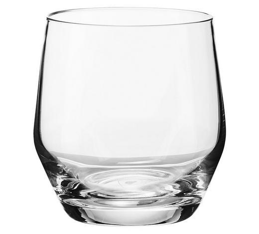 TRINKGLAS 310 ml - Transparent, Design, Glas (0,31l) - Leonardo