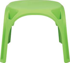 BARNBORD - grön, Trend, plast (65/65/49cm) - My Baby Lou