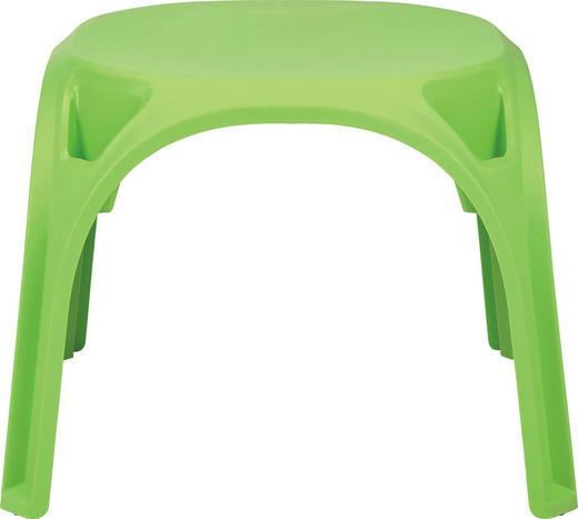 DJEČJI STOL - zelena, Basics, plastika (65/65/49cm) - My Baby Lou