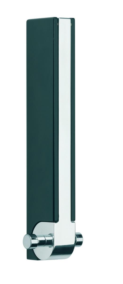 WANDHAKEN - Anthrazit, Design, Holz (24/26cm)