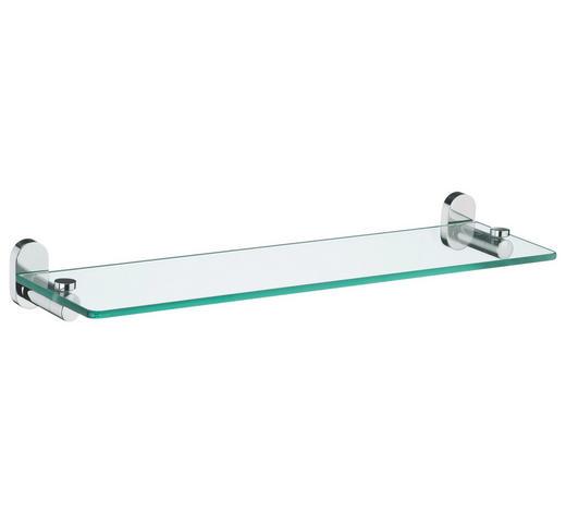 ABLAGE Metall, Glas  - Basics, Glas/Metall (50/14/6cm) - Kela