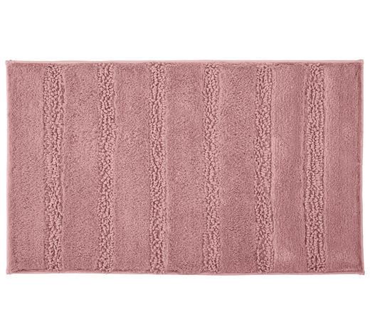 KOBEREC DO KOUPELNY, 70/120 cm, růžová - růžová, Konvenční, textil/umělá hmota (70/120cm) - Kleine Wolke
