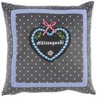 ZIERKISSEN 45/45 cm - Blau, MODERN, Textil (45/45cm) - LANDSCAPE