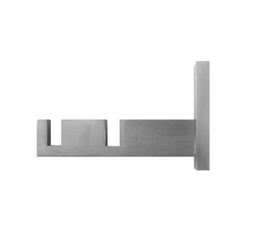 NOSNÍK,  - barvy nerez oceli, Basics, kov (14.7/9cm) - Homeware