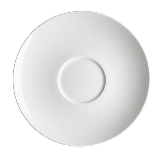 UNTERTASSE - Weiß (18cm) - THOMAS