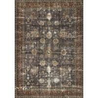 PREPROGA VINTAGE - rjava, Trendi, tekstil (160/230cm) - Novel