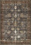 VINTAGE-TEPPICH Djubi Antique  - Braun, LIFESTYLE, Textil (130/190cm) - Novel