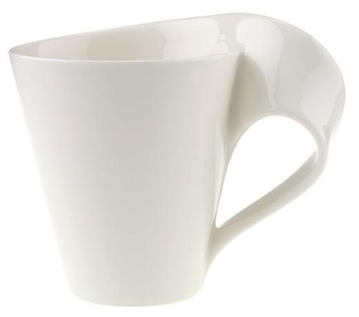 KAFFEEBECHER 300 ml - Weiß, Design, Keramik (0,30  l) - Villeroy & Boch