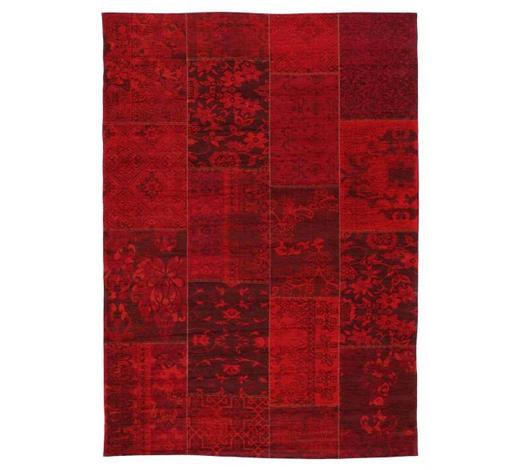 VINTAGE-TEPPICH - Dunkelrot, LIFESTYLE, Textil (140/200cm) - Novel
