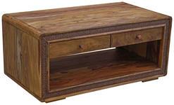 COUCHTISCH in Holz, Metall, Holzwerkstoff 110/60/50 cm   - Sheeshamfarben, LIFESTYLE, Holz/Holzwerkstoff (110/60/50cm) - Landscape