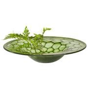 DEKOSCHALE - Grün, Basics, Glas (35,00cm) - Leonardo