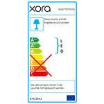SPIEGELSCHRANK 80/70/20 cm  - Chromfarben/Weiß, Design, Glas/Holzwerkstoff (80/70/20cm) - Xora