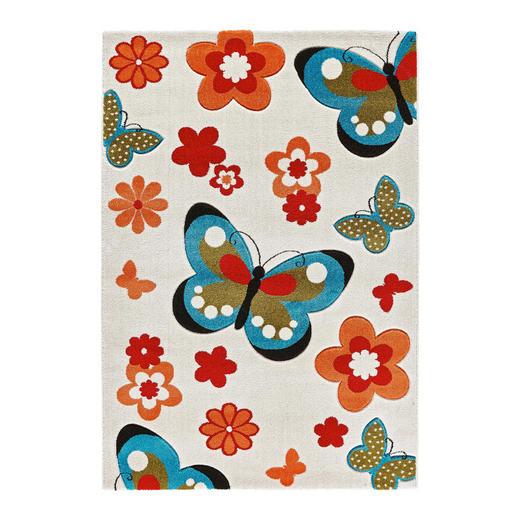 KINDERTEPPICH  80/150 cm  Weiß - Weiß, Textil/Weitere Naturmaterialien (80/150cm) - Ben'n'jen
