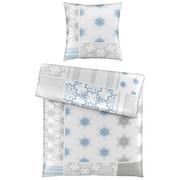 POSTELJNINA FROST - večbarvno, Design, tekstil (135/200cm) - Novel