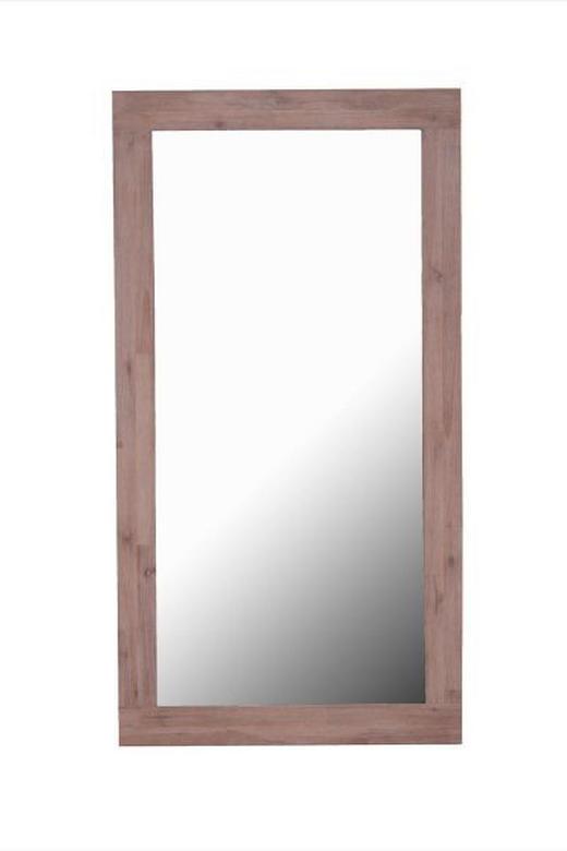 SPIEGEL - Sandfarben/Klar, LIFESTYLE, Glas/Holz (70/130/3cm) - Landscape