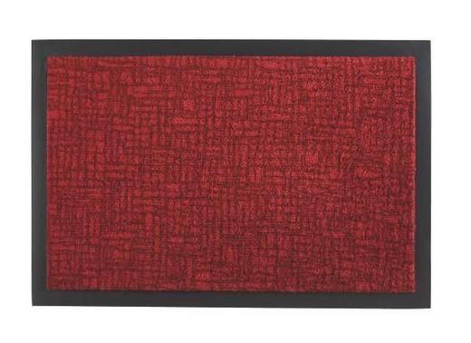 FUßMATTE 40/60 cm - Rot, KONVENTIONELL, Kunststoff/Textil (40/60cm) - ESPOSA