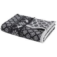 DEKA - černá/antracitová, Lifestyle, textil (150/200cm) - David Fussenegger